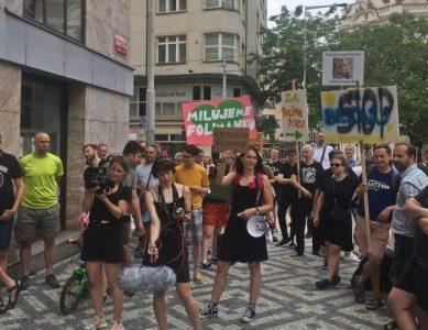 wave.rozhlas.cz: Občané protestují proti přestavbě parku Folimanka. Jak by měly vypadat parky v době klimatické krize?